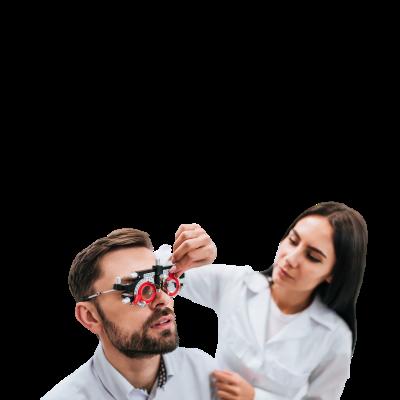 Göz Sağlığı ve Hastalıkları İçin Modülümüz Kullanıma Hazır
